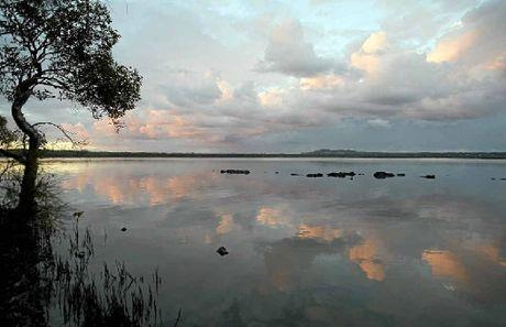 SERENITY: Lake Weyba - a fragile eco-system.