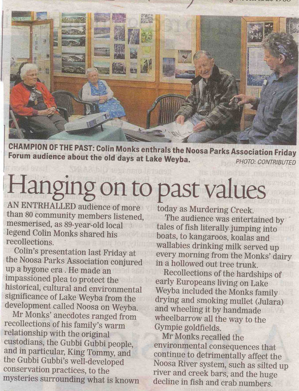 2-August-2013-Noosa-News-Hanging-on-to-Past-Values