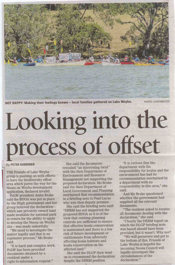 12-November-2013-Noosa-News-Looking-Into-The-Process-of-Offset
