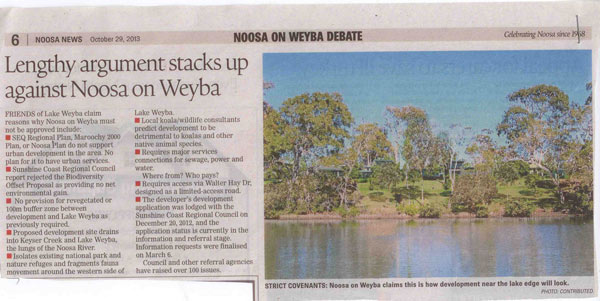 29-October-2013-Noosa-News-Lengthy-Arguments-Stacks-Up-Against-NOW